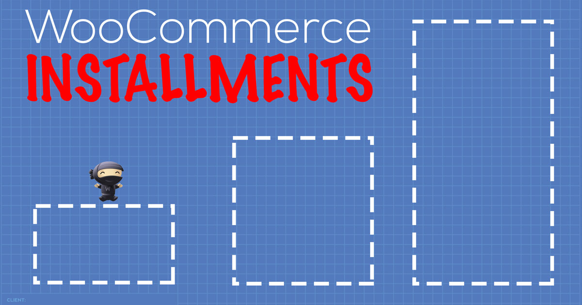 Sell by installments with WooCommerce